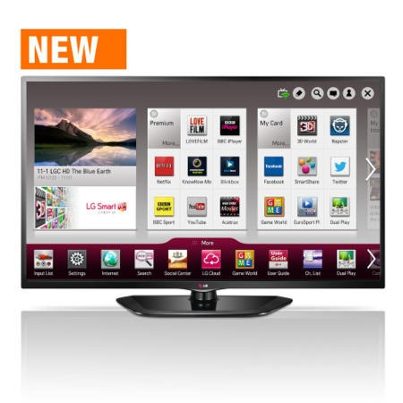 LG 47LN570V 47 Inch Smart LED TV