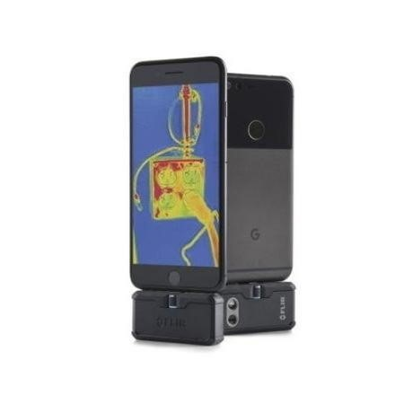 FLIR ONE Pro LT Android Micro-USB Thermal Imaging Camera Temp Range_ -20  120 °C -4  248 F 80 x 60 Pixel