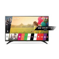 "LG 43LH604V 43"" Full HD Smart LED TV with Freeview HD and webOS plus Virtual Surround"