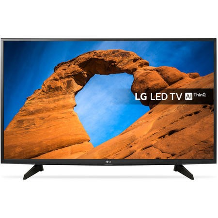 "43LK5100PLA LG 43LK5100PLA 43"" 1080p Full HD LED TV with Freeview HD and Freesat"