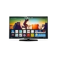 "GRADE A2 - Philips 43PUS6162 43"" 4K Ultra HD LED Smart TV with HDR and 1 Year Warranty"