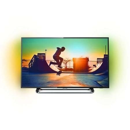"GRADE A2 - Philips 55PUS6262 55"" 4K Ultra HD Ambilight LED Smart TV with HDR and 1 Year Warranty"