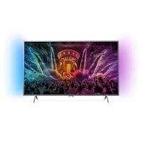 "GRADE A3 - Philips 55PUS6401 55"" 4K Ultra HD Ambilight LED Smart Android TV with HDR and 1 Year Warranty"