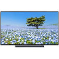 "Toshiba 43U5766DB 43"" 4K Ultra HD LED Smart TV with Freeview HD and Freeview Play"