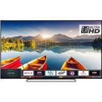 "Toshiba 43U5863DB 43"" 4K Ultra HD Smart HDR LED TV with Freeview Play and Dolby Vision"