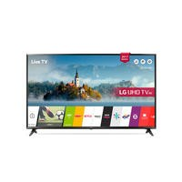 "LG 55UJ630V 55"" 4K Ultra HD HDR LED Smart TV with Freeview Play"
