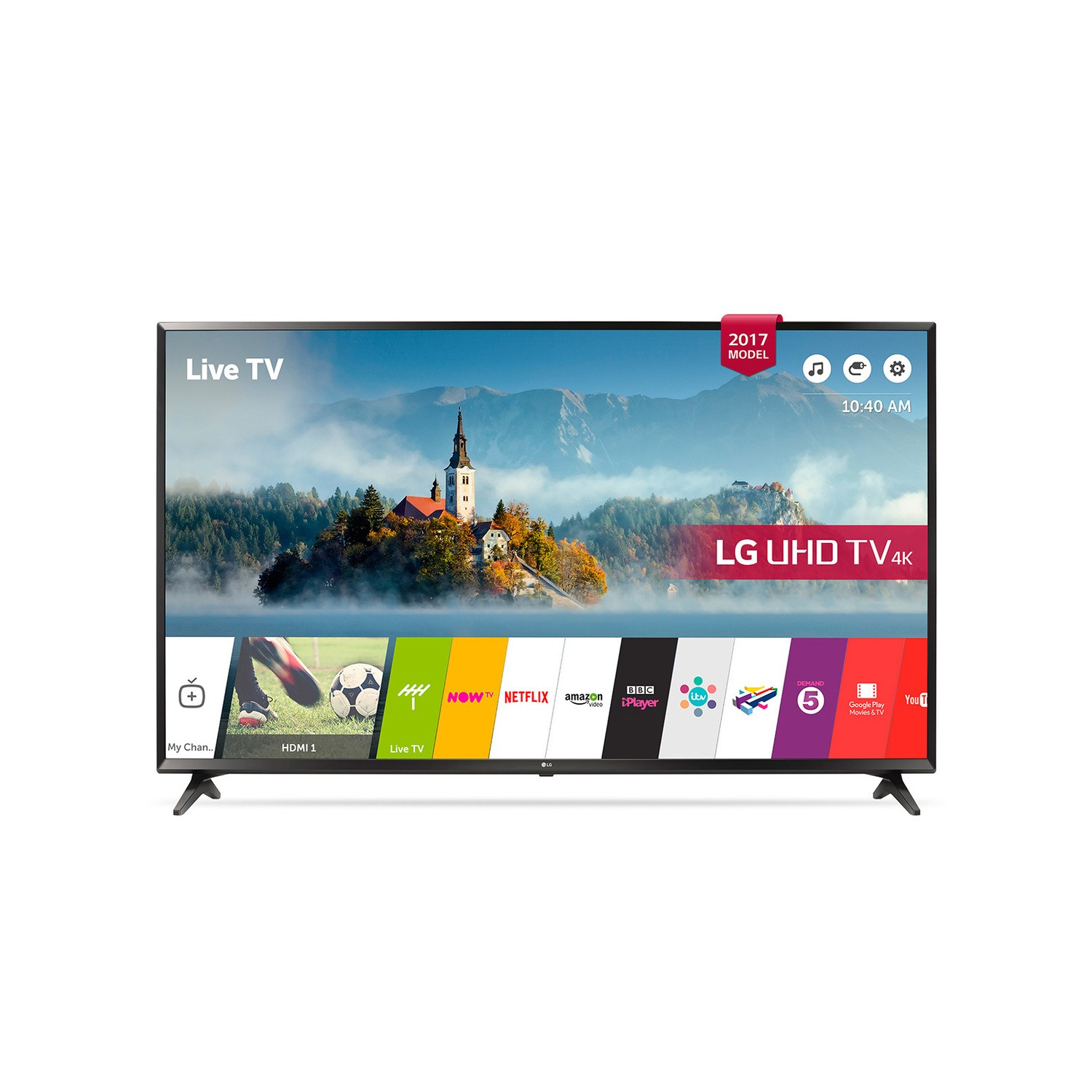 lg 43uj630v 43 4k ultra hd hdr led smart tv with freeview play rh laptopsdirect co uk lg tv manual tuning lg tv manuals online