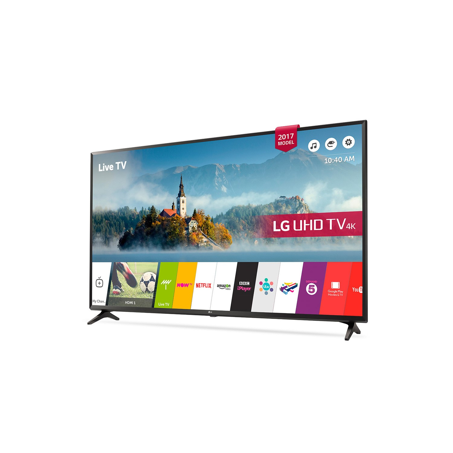 lg 4k uhd smart hdr how to connect to internet