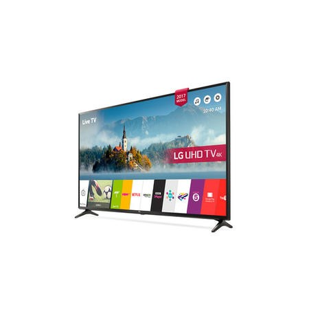 "LG 60UJ630V 60"" Ultra HD HDR LED Smart TV with Freeview Play"