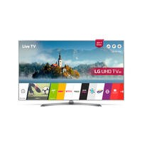 "LG 43UJ750V 43"" 4K Ultra HD HDR LED Smart TV with Freeview Play"