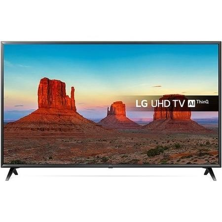 "43UK6300PLB LG 43UK6300PLB 43"" 4K Ultra HD HDR LED Smart TV with Freeview HD and Freesat"