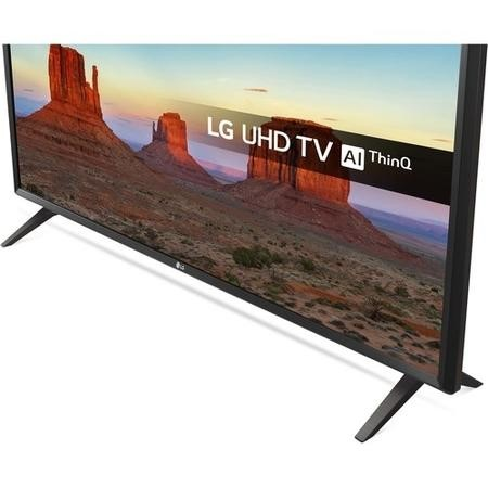 "LG 43UK6300PLB 43"" 4K Ultra HD HDR LED Smart TV with Freeview HD and Freesat"