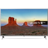 "LG 86UK6500PLA 86"" 4K Ultra HD HDR LED Smart TV with Freeview HD and Freesat"