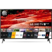 "LG 43UM7500PLA 43"" 4K Ultra HD Smart HDR LED TV with Freeview HD and Freesat"