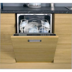 Stoves S450DW 8 Place Slimline Fully Integrated Dishwasher