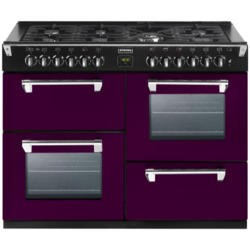 Stoves Richmond 1000GT Colour Boutique 100cm Gas Range Cooker - Wild Berry