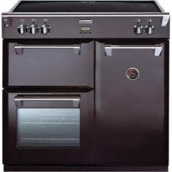 Stoves Richmond 900Ei Black 90cm Electric Range Cooker with Induction Hob