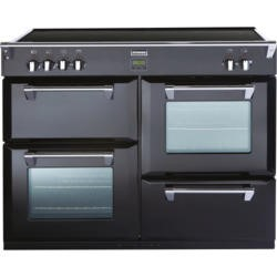 Stoves Richmond 1000Ei 100cm Electric Range Cooker with Induction Hob - Black