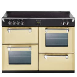 Stoves Richmond 1100Ei Champagne 110cm Electric Range Cooker with Induction Hob