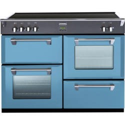 Stoves Richmond 1000Ei Colour Boutique 100cm Electric Range Cooker with Induction Hob - Day's Break