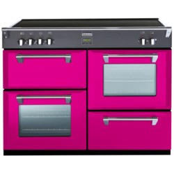 Stoves Richmond 1000Ei Colour Boutique 100cm Electric Range Cooker with Induction Hob - Floral Burst