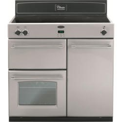 Belling Classic 90Ei 90cm Electric Range Cooker with Induction Hob - Silver