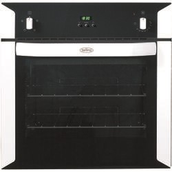 Belling BI60FP Fanned Electric Built-in Single Oven - White