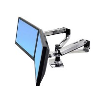 Xenta Quad Monitor Mount for 13-32inch Screens  Double Arm Desk Stand