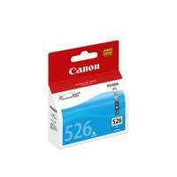 Canon CLI 526C - Ink tank - 1 x cyan - blister with security - for PIXMA iP4850 iP4950 MG5150 MG5250 MG5350 MG6150 MG6250 MG8150 MG8250
