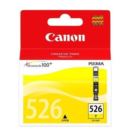 Canon CLI-526Y Ink Cartridge (Yellow)