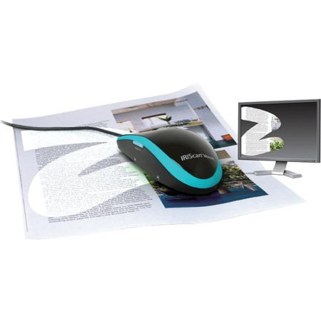 Intenso I.R.I.S. IRIScan Mouse All-in-one Mouse & Scanner