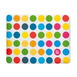 Pat Says Now iPad Pouch Polka Dot