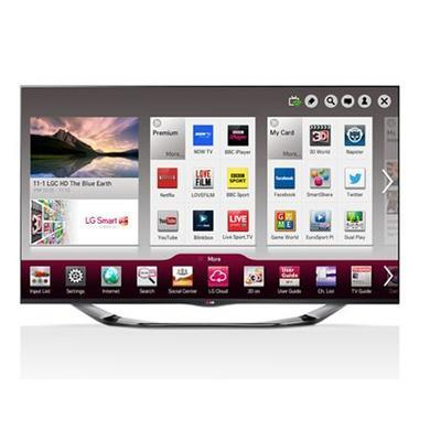 LG 47LA690V 47 Inch Smart 3D LED TV