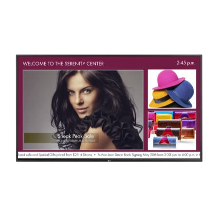 LG 47WS50BS 47 Inch FULL HD LED Display