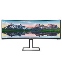 "Philips P Line 498P9 49.8"" Super Ultrawide FreeSync Curved Monitor"