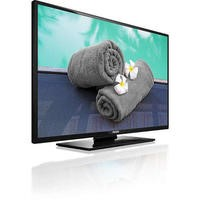 "Philips 49"" LED HD Commercial TV 1920 x 1080p 330 cd/m2 Brightness"