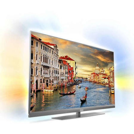"Philips Signature 49HFL7011T/12 49"" 4K Ultra HD Ambilight Commercial Android Smart TV"