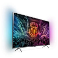 "GRADE A1 - Philips 49"" 4K Slim Android TV with Ambilight - 1 Year Warranty"
