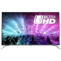 "A1 Refurbished Philips 49"" 4K Ultra-HD Ultra Slim TV with Ambilight - 1 Year Warranty"