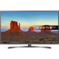 "Refurbished LG 55UK7550PLA LED HDR 4K Ultra HD Smart TV 55"" - black"