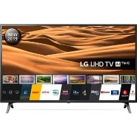 "LG 49UM7100PLB 49"" 4K Ultra HD Smart HDR LED TV with Freeview Play"