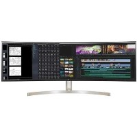 "LG 49WL95C-WE 49"" IPS Dual QHD USB-C HDR10 Curved Monitor"