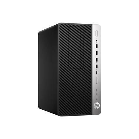 HP EliteDesk 705 G4 Microtower Ryzen 5 2400G 8GB 256GB SSD Windows 10 Pro Desktop PC