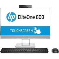 HP EliteOne 800 G4 Core i7-8700 8GB 256GB SSD 23.8 Inch Touchscreen Windows 10 Pro All-in-One PC