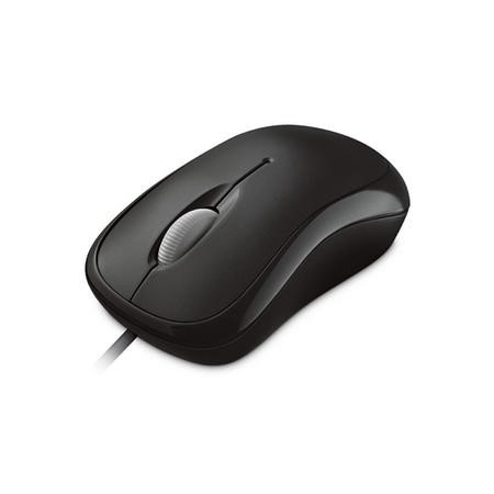 Microsoft Basic Optical Mouse for Business - Black