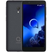 "Alcatel 1C 2019 Black 5"" 8GB 3G Dual SIM Unlocked & SIM Free"