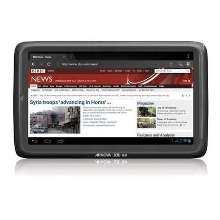 "Arnova 10b G3 10.1"" Capacitive 8GB Android 4.0 Tablet in Black"