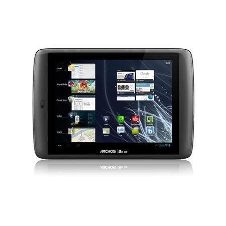 "Archos 80 G9 Turbo 16GB Flash 8"" Android 3.2 Tablet PC in Black"