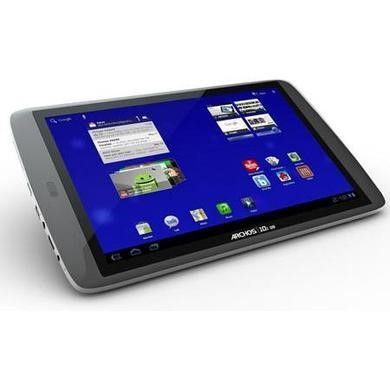 "Archos 101 G9 Turbo 250GB 10.1"" Android 3.2 Tablet PC in Black"