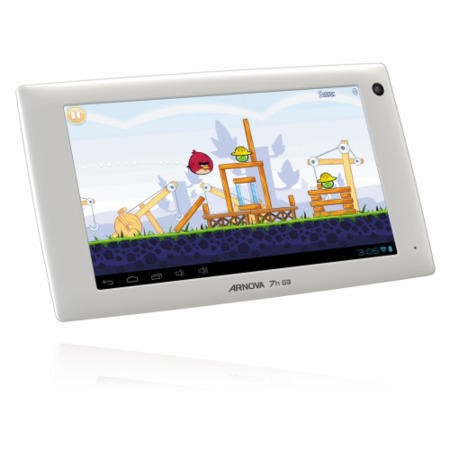 Arnova 7h G3 7 inch Android 4.0 Ice Cream Sandwich Tablet in Silver